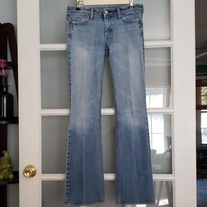 7 For All Mankind Flynt Bootcut Jeans Sz 27